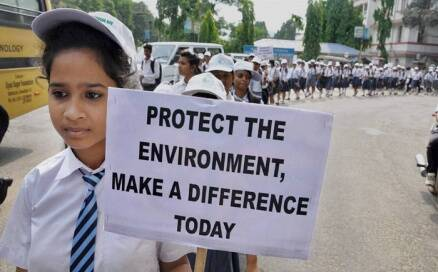 World Environment Day message: 'Greener and cleaner planet'