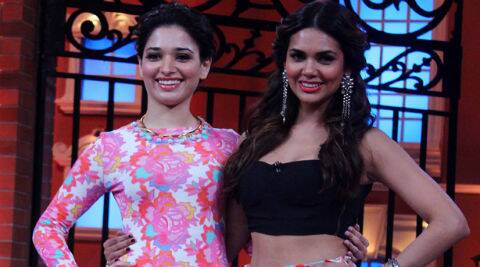 'Humshakals' actresses Esha Gupta and Tamannaah Bhatia are not interested in doing sex comedies.