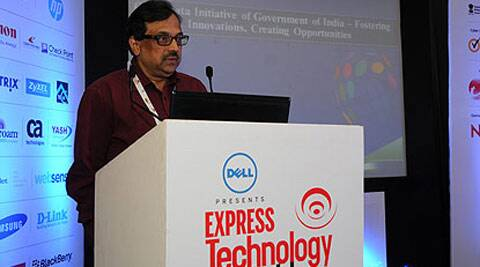 BN Satpathy, Senior Advisor, Planning Commission, Government of India, opened day two of Express Technology Sabha in Goa.