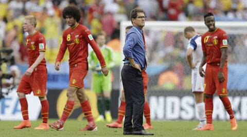 Capello knows his team needs to win their final game to have any chance of progressing (Source: AP)