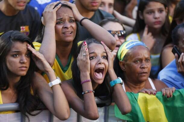 FIFA World Cup: Emotions flow after Brazil make it to quarters