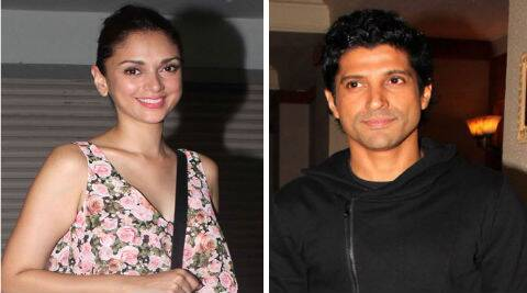 Aditi Rao Hydari opposite Farhan Akhtar in Vidhu Vinod Chopra's production