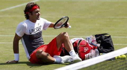 Should he triumph, Federer will be the oldest Wimbledon champion (Source: AP)