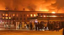 Fire at hospital's NICU, infants escapeunhurt
