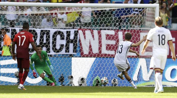 FIFA World Cup: German panzer rolls over Portugal