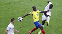 FIFA World Cup: France top group after lively draw