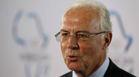 Beckenbauer's readiness to answer the questions by FIFA's ethics committee lifts any reason to uphold the ban issued by soccer's world governing body on Friday. (Source: Reuters)
