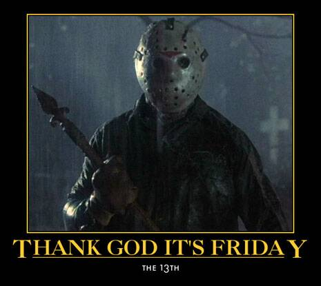 Express LOL: The funniest Friday the 13th jokes ...