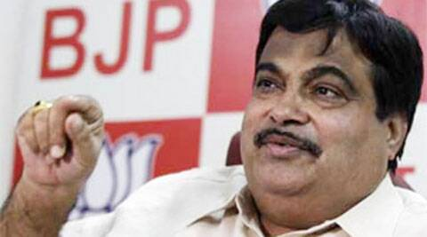 Union Minister Nitin Gadkari. (Source: PTI)