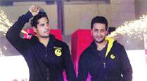 Sidharth Malhotra and Riteish Deshmukh
