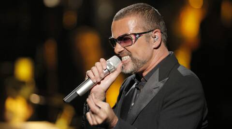 George Michael says he does not feel as safe as he used to feel before a life-threatening bout of pneumonia.