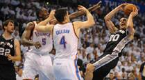 San Antonio get a shot at redemption, set up repeat final against MiamiHeat