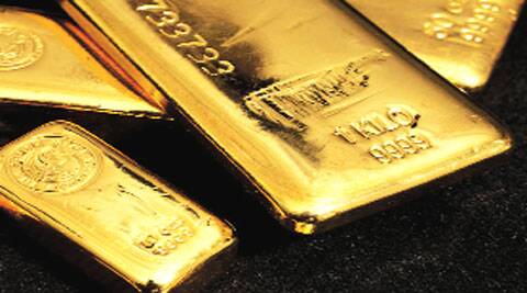 India's Q2 2014 gold demand value fell by 41 per cent to Rs 50,564.3 crore.  (AP)