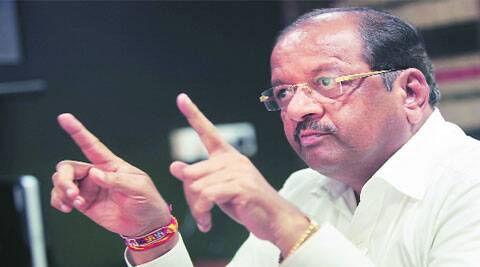 BJP MP Gopal Shetty (Source: Express photos)