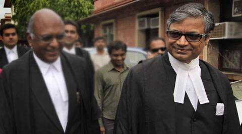 Government has decided to apprise CJI about the adverse intelligence bureau report concerning Subramanium. (Source: Express Archives)