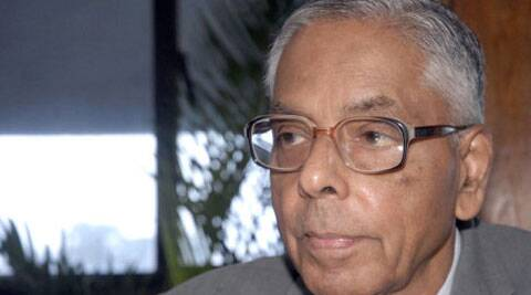 Governor M L Narayanan seemed rattled by the visit of a CBI team at Raj Bhavan on Friday last.