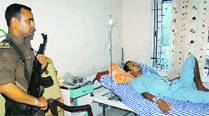 Chief of militant outfit UALA held in Guwahatihospital
