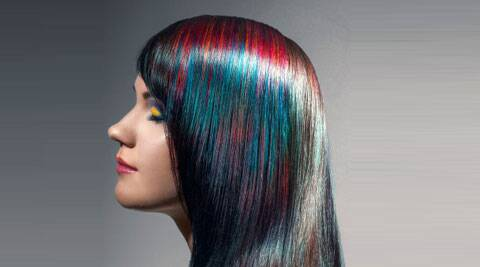From dark chocolate, umber, burgundy, smokey metallic to indigo, blue and even yellow, hair colours seem to be getting funkier every day. Source: Thinkstock Images