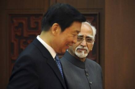 India, China sign three key MoUs