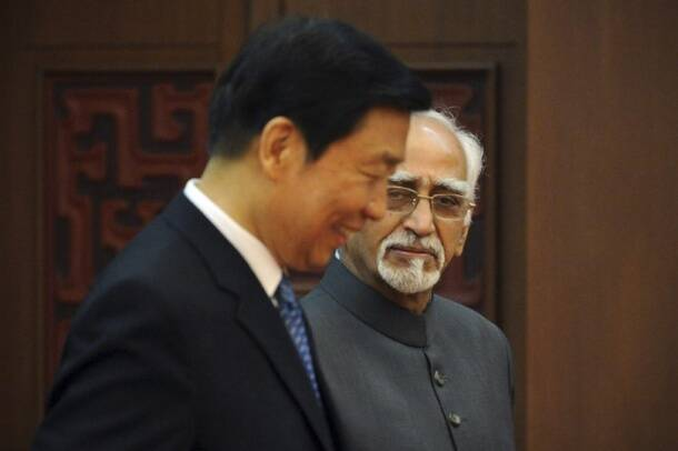 India, China sign three key MoUs