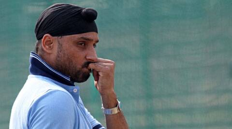 Harbhajan Singh finished this edition of IPL with 14 wickets from 14 games (Source: Express Photo by Jaipal Singh)