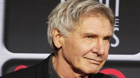Harrison Ford sustained an ankle injury during filming today on the set of Star Wars: Episode VII. (Source: Reuters)