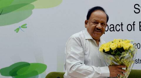 Union Health Minister Harsh Vardhan. ( Source: PTI )