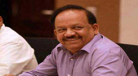 Union Health Minister Harsha Vardhan (Source: PTI)