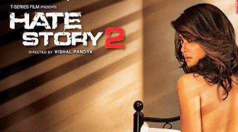 'Hate Story 2' stars Jay Bhanushali and Surveen Chawla.