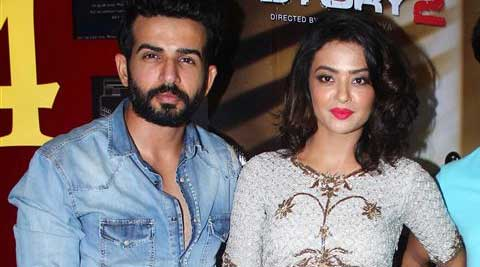'Hate Story 2' marks the Bollywood debut of television actors Jay Bhanushali and Surveen Chawla.