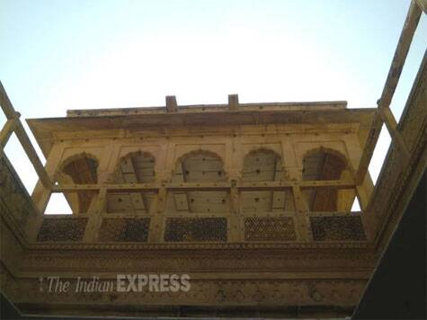 Jaisalmer Haveli Source: Divya Goyal