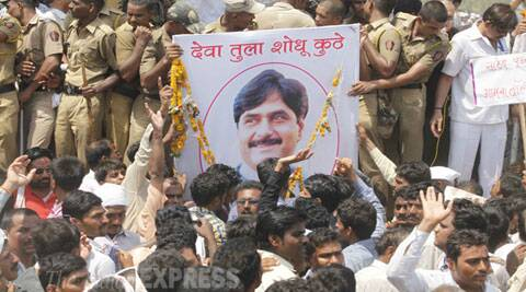 Gopinath Munde, was killed in a car crash in Delhi. (Express photo by Pavan Khengre)