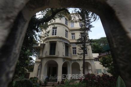 Today in pics: Homi Bhabha's bungalow goes under the hammer for Rs 372 Cr