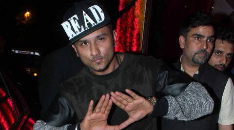 The rumour was spread via social media messenger apps that Honey Singh had died in a car accident.