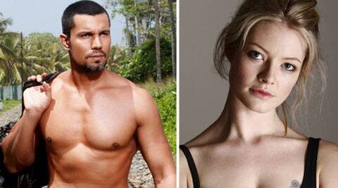 Randeep is being paired Canadian actress Sarah Allen.