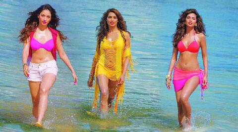 """He (Sajid Khan) just asked the stylists to make me look hot,"" said Esha Gupta."