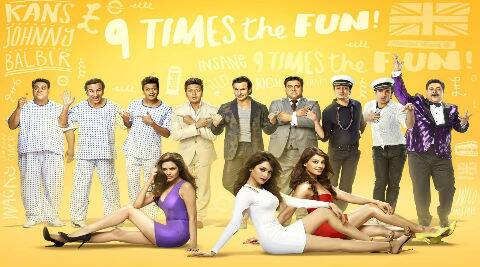 'Humshakals' will also give us a view of some of the most beautiful places in the world.