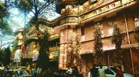 KEM Hospital, Parel (Express archive)