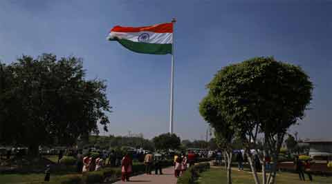 Who will keep tricolour flying atop Delhi's highest flagpole?