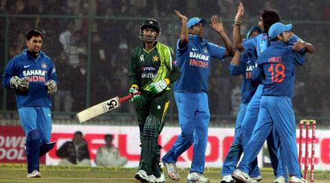 India has not played a full bilateral series with Pakistan since 2007, although in December, 2013 Pakistan toured India for a short ODI series. (Source: PTI File)