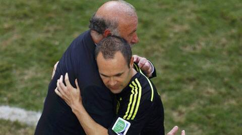 Spain: That end of an era feeling. (Source: Reuters)