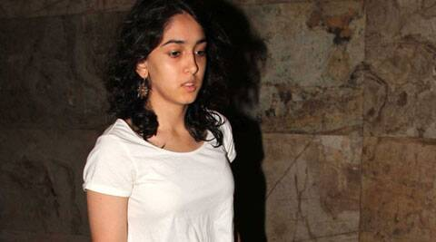 Aamir Khan's daughter Ira seems to be following the footsteps of her father.