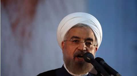 Iranian President Hassan Rouhani (Source: AP)