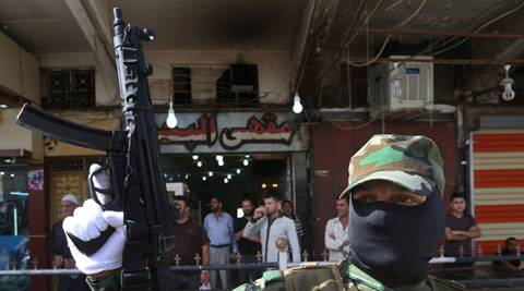 Iraq crisis: Insurgents capture fourth town in Anbar