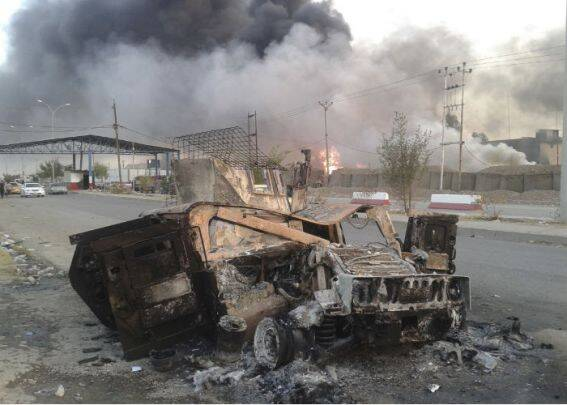 Militants shock the world as they seize Iraq's Mosul