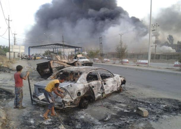 iraq-car