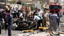 Iraq attacks and shelling kill35