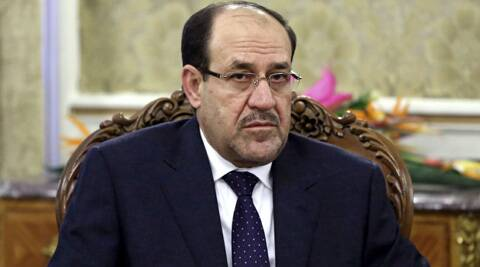 Iraqi Prime Minister Nouri al-Maliki (Source: AP)