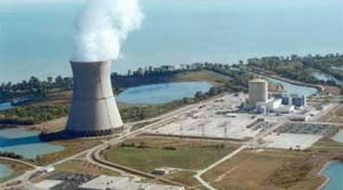 The project with six reactors, each with a capacity of 1650 MW, is coming up in the coastal district of Ratnagiri and has faced a stiff resistance from locals.