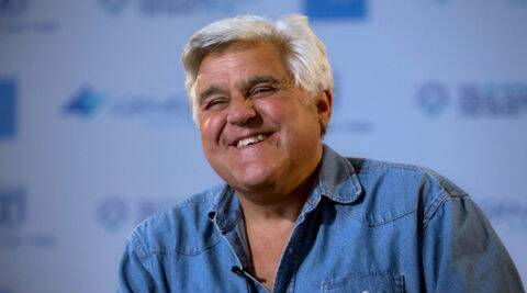 Jey leno will receive this year's Mark Twain Prize for American Humour. (Source: AP)